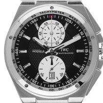IWC Big Ingenieur Flyback Chronograph Stahl Automatik Armband...