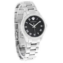 Versace V Sport Ladies Black Dial Swiss Quartz Watch P6Q99FD00.