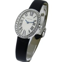 까르띠에 (Cartier) WB520008 Baignoire - Small Size - White Gold on...