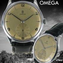 Omega Stahl Handaufzug
