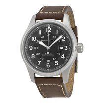 Hamilton Men's H70625533 Khaki Field Automatic H-10