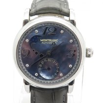 Montblanc Heritage Spirit Moonphase 7109 Mop Diamond Dial...