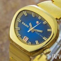 雷达 (Rado) NCC444 Rare Automatic Swiss Gold Pated Ladies 1960s...
