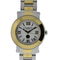 Charriol Parisii Ladies Stainless Steel And Pvd Yellow Gold...