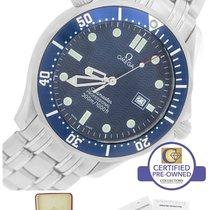 Omega Seamaster Professional 300M 2541.80 Blue Wave Quartz 41mm