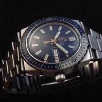 Bulova Rare Diver Accutron Snorkel 666 Feet 70's