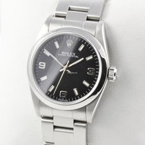 Rolex Perpetual Medium 31mm Edelstahl Automatik Damenuhr