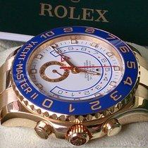 Rolex YACHTMASTER II Regatta REF 116688 WIE NEU+Box & Papiere