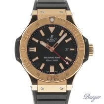 Χίμπλοτ (Hublot) Big Bang King Rose Gold