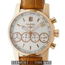 Eberhard & Co. Chrono 4  Chronograph 18k Rose Gold 40mm...