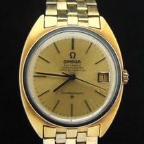 歐米茄 (Omega) 18K YG Constellation with Gold Plated Bracelet