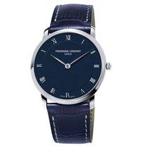 Frederique Constant Men's FC-200RN5S36 Slimline Watch