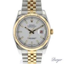 Rolex Datejust Gold/Steel