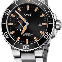 Oris Aquis Small Second Date  01 743 7733 4159-07 8 24 05PEB