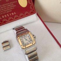 Cartier Santos Galbée Réf. 1057930 – ladies' watch – 2001