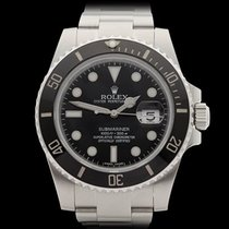 Rolex Submariner Stainless Steel Gents 116610LN - W3845