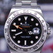 롤렉스 (Rolex) Oyster Perpetual Explorer II Ref 216570 Black (mint)