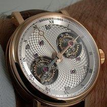 Breguet Classique Complications  5347 Double Tourbillon...