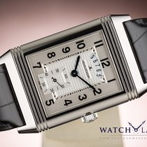 Jaeger-LeCoultre GRANDE REVERSO DUO - DUOFACE DATE GMT DAY NIGHT