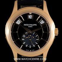 Patek Philippe 18k Rose Gold Annual Calendar 5205R-010