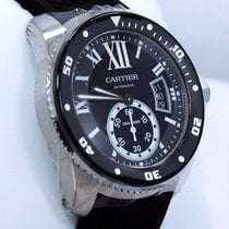 Cartier Calibre De Cartier Diver W7100056 42mm Automatic Ss...