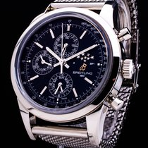 Breitling Transocean Chronograph 1461 Triple Date Moon Automatic