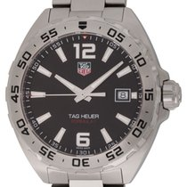 TAG Heuer : Formula 1 :  WAZ1112 :  Stainless Steel