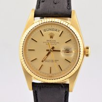 Rolex Day-date President 18k Yellow Gold 1803 Unpolished Case