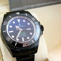 """Rolex Deep Sea """" Deep Blue James Cameron Edition""""DLC NEU"""