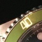 Rolex SUBMARINER 16610 LV THE REAL 50TH ANN.  MARK 1 SER. F05XXXX