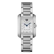 Cartier Tank Anglaise  Ladies Watch Ref W4TA0003