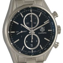 TAG Heuer Carrera 1887 Chronograph Stahl Automatik 41mm