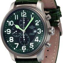 Zeno-Watch Basel -Watch Herrenuhr - Giant Chronograph Date -...