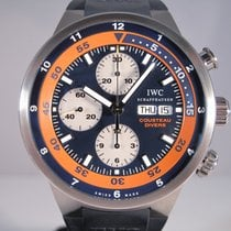 IWC Aquatimer Chronograph Cousteau Divers Limited Edition