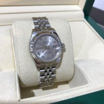 Rolex Lady-Datejust 26 Full Set New Style Bracelet