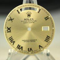 Rolex Zifferblatt für Day-Date 118205 Rotgold Roman mit...