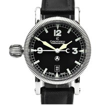 Chronoswiss CH-2833-LE-BK TimeMaster Automatic 40mm in Steel -...