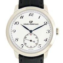 Girard Perregaux Girard-perregaux 1966 18k Platinum White...