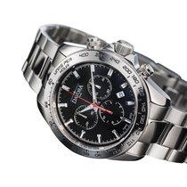Davosa Swiss Speedline 16347055 Analog Men Wrist Watch Steel...