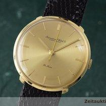 IWC Schaffhausen De Luxe 18k Gold Handaufzug Vintage Kaliber 401