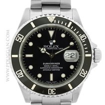 Rolex stainless steel Submariner