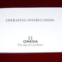 Omega Operating Instructions Heft CAL.1109/1111/1120