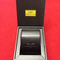 Breitling Original Breitling Box mit Umkarton Top Zustand