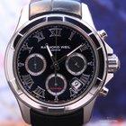 Raymond Weil Parsifal Chronograph Automatic Black Herrenuhr...