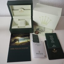 Rolex Submariner Box und Zubehör