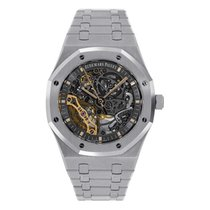 Audemars Piguet AP Royal Oak 41 Double Balance Wheel Openworked