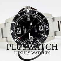 Longines Hydroconquest 39mm Automatic Diving Watch