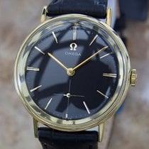 Omega 1960s Calibre 510 Swiss Made 14k Gold Filled Men's...