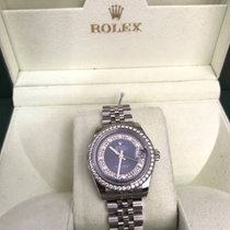 Rolex Datejust 31mm w/ Diamond Bezel and Factory Diamond Dial