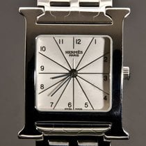 Hermès h Hour - Men's wristwatch - 2011-now